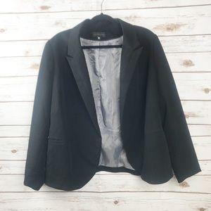 Worthington Black Blazer 3X